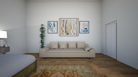 aisha - Living room - by Uoshy