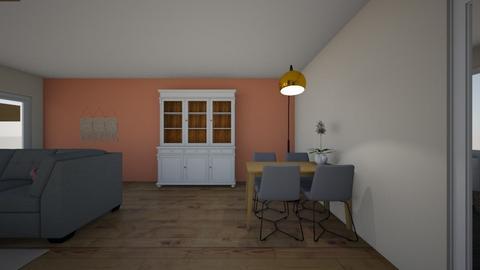 eetkamer - Dining room - by HannaInterieur