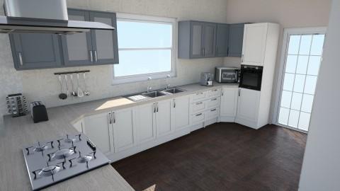 Open Concept 1 - Modern - Kitchen - by Loraine Mariette