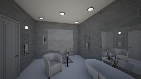 graybath - Bathroom - by ekaterine