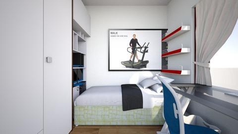 Tristan 26 - Bedroom - by BorjaA