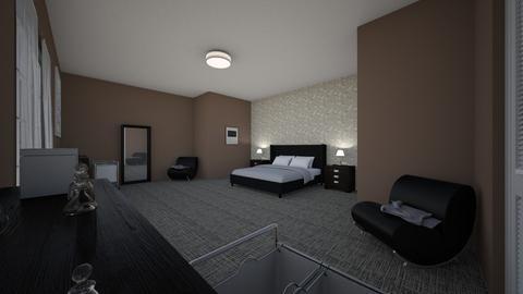 Bedroom - Bedroom - by sierraibarra