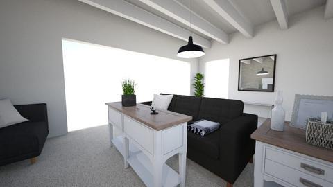 family room BT - Living room - by grja3713