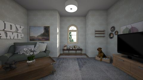Old Casual - Living room - by bvbstyle08