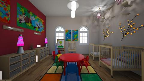 KIds - Kids room - by Ropertz Raumdesign