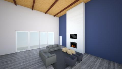 Jen Pat LR - Living room - by kashamitchel