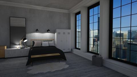 windows - Bedroom - by clarktasia