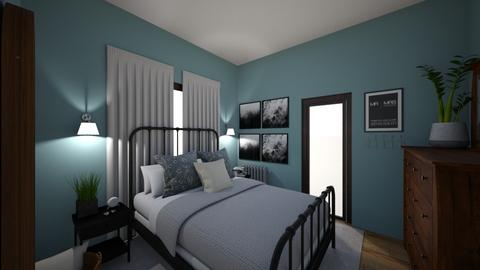 BrookeJean bedroom 3 - by fwmadebycarli