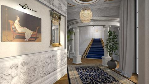 Royal - Living room - by Inna_Inas
