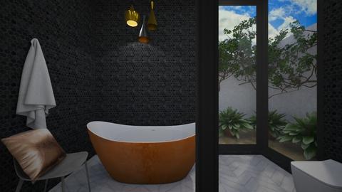 At1 Bathroom - by Betsybo