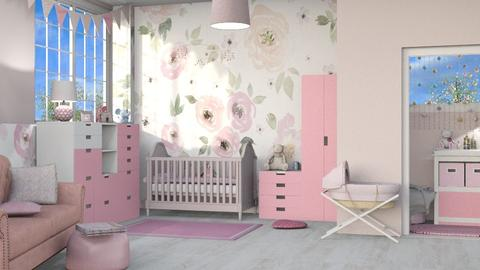 M_Nursery - Kids room - by milyca8