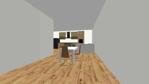 ghgh - Living room - by sinjisu
