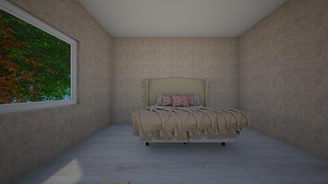 bedroom - by zahraa97