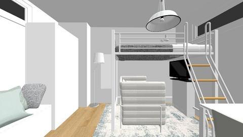 dordtselaan laag - Bedroom - by maremenick