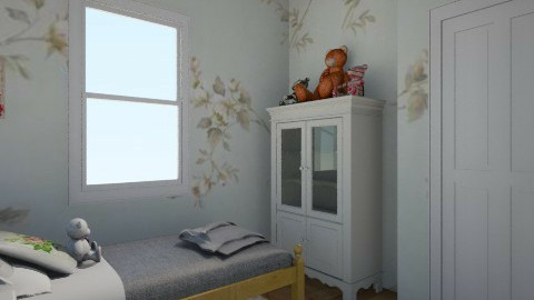 Country Home - Country - Bedroom - by Rasheliz