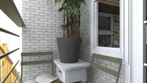 urban beat - Classic - Garden - by lakacs28