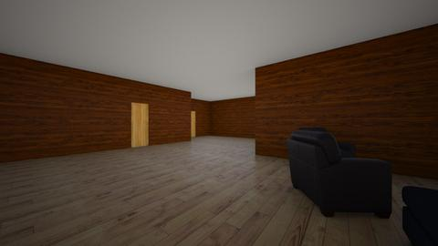 Future Log Cabin House - by Parker101