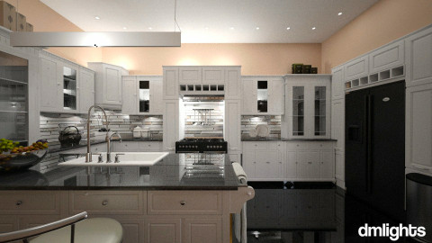 Granite Countertops - Classic - Kitchen - by Lackew