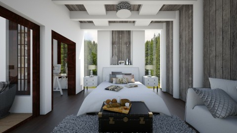 Dutch Style - Modern - Bedroom - by christoforos