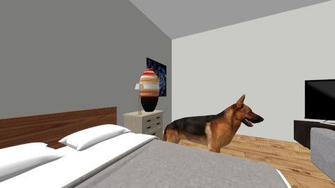 Reggie_Hunt_2 - Bedroom - by pvmsfacs
