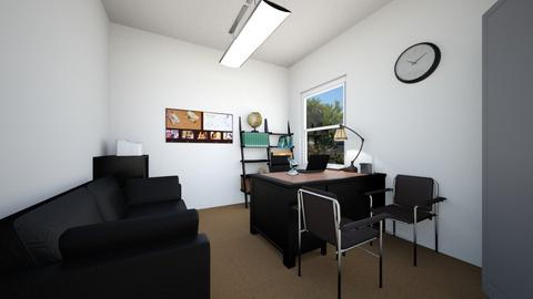 Principals Office - Office - by SammyJPili