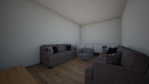 salon - Living room - by tufany