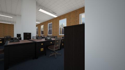 Old Newspaper Office - Office - by SammyJPili