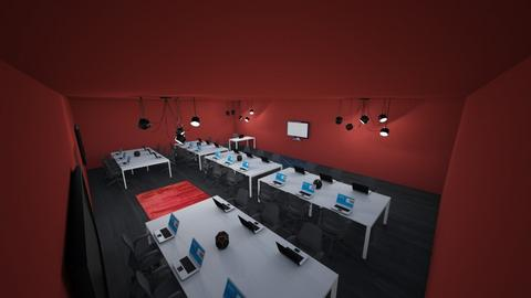 Sharbino Environmental  - Office - by Rsvo64