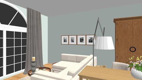 Von Meien - Living room - by HOMEMANUFAKTUR