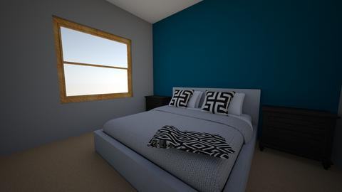 Guest Room - Bedroom - by bdalager