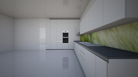 bvcxd - Kitchen - by hivek93
