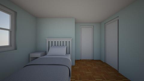 Hannies room - Bedroom - by hannahgrva001