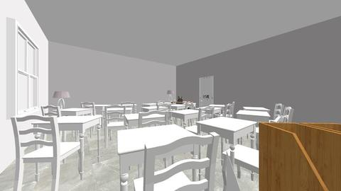 Classroom Design Simple - Minimal - by shannonsp