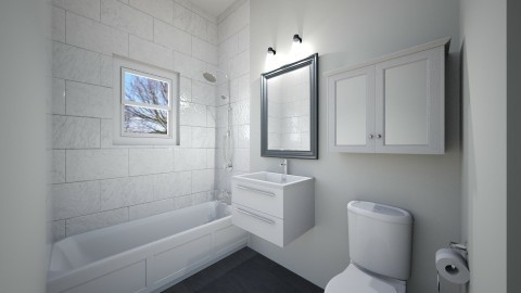 ML1 - Bathroom - by Kaylin1313