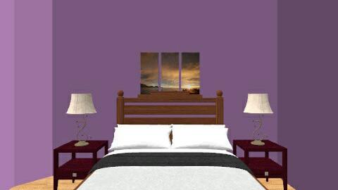 Bedroom - Bedroom - by Flowr