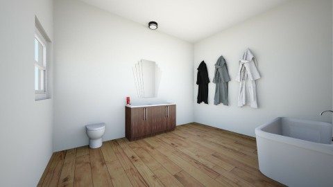 bathroom - by yusraq1113
