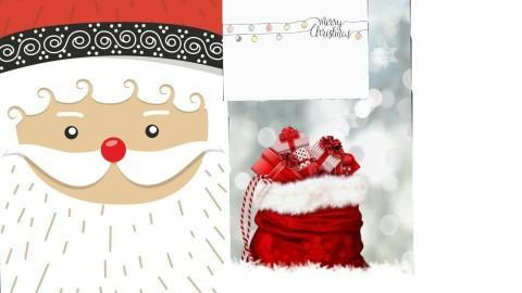 merry xmas - by RollPinkEra
