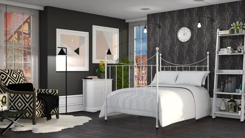 S_Neutrals - Bedroom - by Shajia