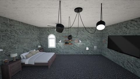 stone house - by divyanka gobin
