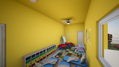 Zseni land 6 - Kids room - by antnik