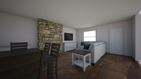 Patti Living Room - Living room - by gloriafox