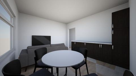 leifsgata 3herb - Kitchen - by arisig