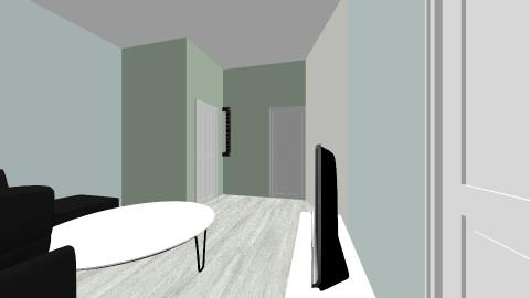 Bedroom1 - Modern - Bedroom - by namira42503