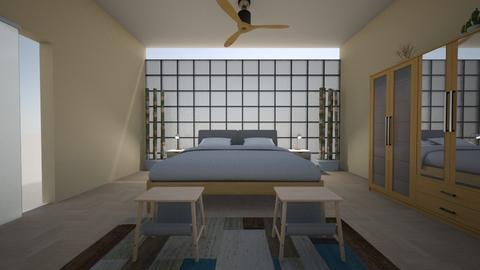 Mod - Bedroom - by Anea Designs