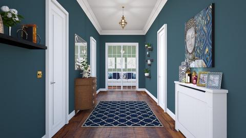 Hallway - Modern - by Zephyrs