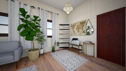 Christina Entry2 - Living room - by MaicaAndreaStyles