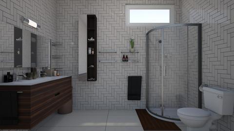 Simple Look - Bathroom - by colorful_eye