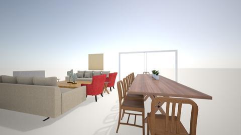 541 bufflehead - Living room - by morocks1