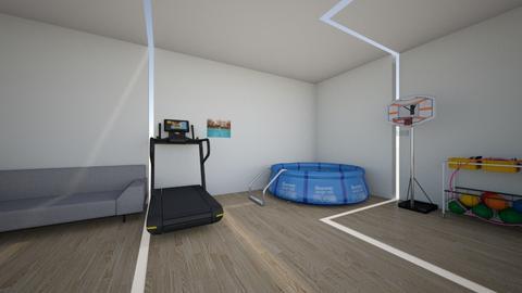 Boys room - by Leeba01