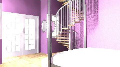 Michaela - Vintage - Bedroom - by QueenOfWonderland